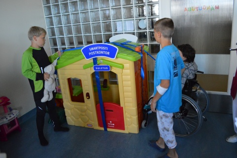 Kampaania lõpetamine Tallinna Lastehaiglas